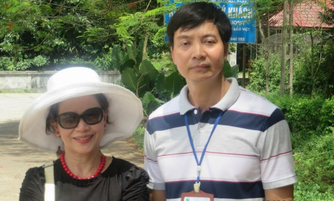 Cuc Phuong 17